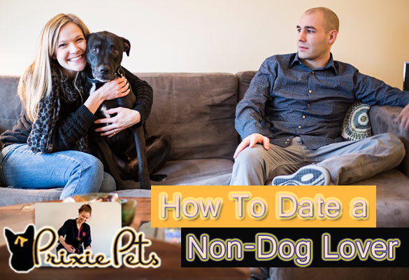 Dating a non dog lover