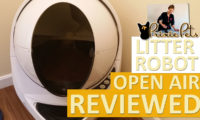 Litter-Robot III Open Air Automatic Self-Cleaning Litter Box Review