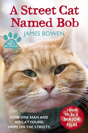 A Street Cat Named Bob Book Review