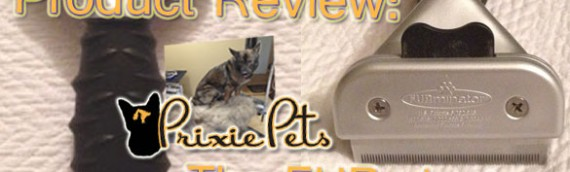 Furminator Dog/Cat Fur Removal Brush Product Review