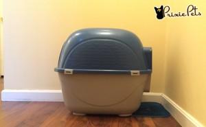 Protected Cat Box
