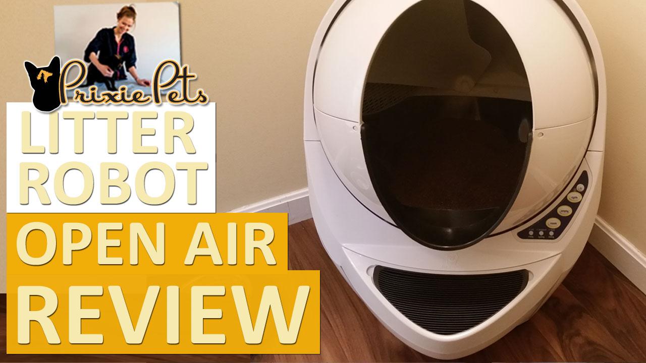 Litter Bot Open Air Review