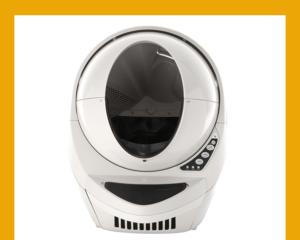 Litter Robot Open Air III (White)White