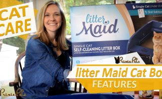 Litter Maid Automatic self-cleaning multi-cat litter box